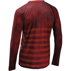 Northwave Enduro MTB Fietsshirt lange mouwen Heren rood